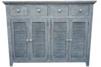 FOUR LOUVERED DOORS SOFA